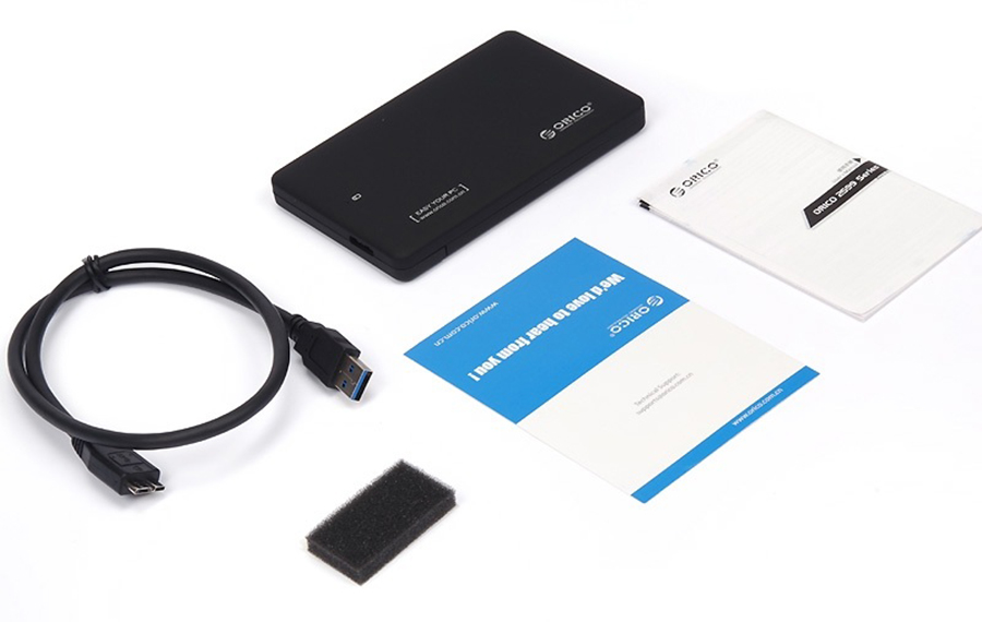 Box HDD Orico Slim 2.5 SATA USB 3.0